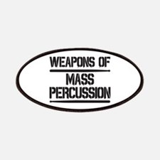 Weapons of Mass Percussion Patches