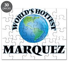 World's hottest Marquez Puzzle
