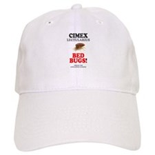 BED BUGS - UNWANTED HOTEL GUESTS! Baseball Cap