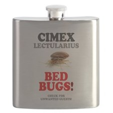 BED BUGS - UNWANTED HOTEL GUESTS! Flask