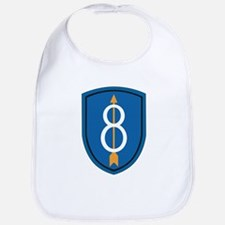 8th Infantry Division Bib