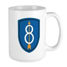 8th Infantry Division Mugs