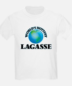 World's hottest Lagasse T-Shirt