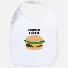 Burger Lover Bib