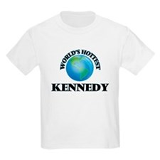 World's hottest Kennedy T-Shirt