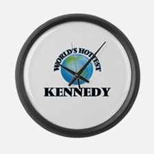 World's hottest Kennedy Large Wall Clock