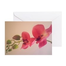 Unique Floral Greeting Card