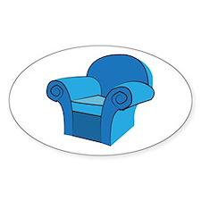 Arm Chair Decal