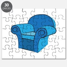 Arm Chair Puzzle