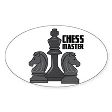 Chess Master Decal