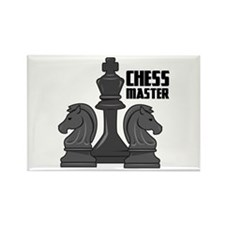 Chess Master Magnets