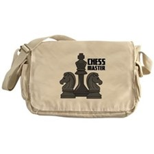 Chess Master Messenger Bag