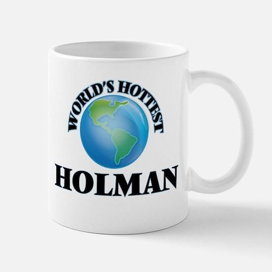 World's hottest Holman Mugs