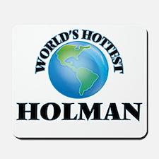 World's hottest Holman Mousepad