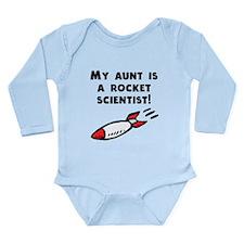 My Aunt Is A Rocket Scientist Body Suit