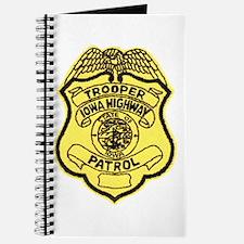 Iowa Highway Patrol Journal