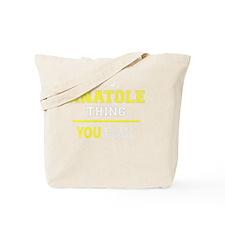 Funny Anatole Tote Bag