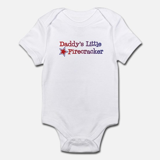 Daddy's Firecracker - Infant Bodysuit