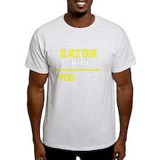 Unique Eaton T-Shirt