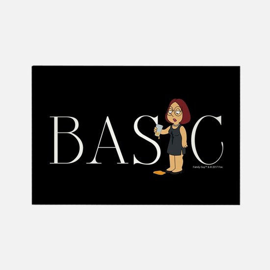 Family Guy Basic Rectangle Magnet