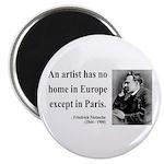 Nietzsche 23 Magnet