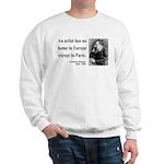 Nietzsche 23 Sweatshirt