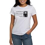 Nietzsche 23 Women's T-Shirt