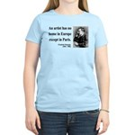 Nietzsche 23 Women's Light T-Shirt