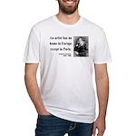 Nietzsche 23 Fitted T-Shirt