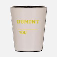 Unique Dumont Shot Glass