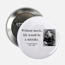 """Nietzsche 22 2.25"""" Button"""