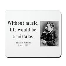 Nietzsche 22 Mousepad