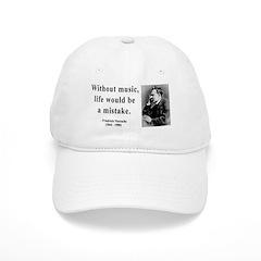 Nietzsche 22 Baseball Cap