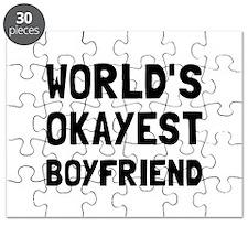 Worlds Okayest Boyfriend Puzzle