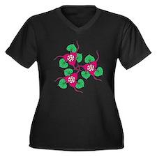 gingerleavesclr Plus Size T-Shirt