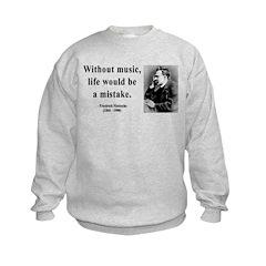 Nietzsche 22 Sweatshirt