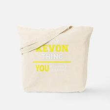 Funny Kevon Tote Bag