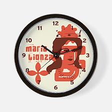 Maria Lionza Wall Clock
