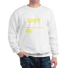 Cute Zoey Sweatshirt