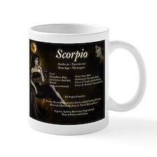 Goddess Scorpio Mug