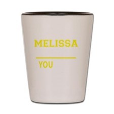Unique Melissa Shot Glass