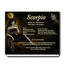 Goddess Scorpio Mousepad