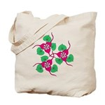 Ginger Flower Tote Bag