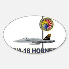 VFA-192 Golden Dragons Rectangle Decal