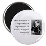 Nietzsche 20 Magnet