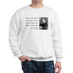 Nietzsche 20 Sweatshirt