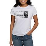 Nietzsche 20 Women's T-Shirt