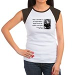 Nietzsche 20 Women's Cap Sleeve T-Shirt