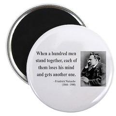 Nietzsche 19 Magnet