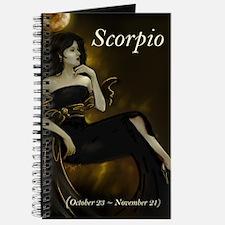 Goddess Scorpio Journal